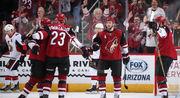НХЛ. 8 шайб Тампы, веселая Аризона, победы Детройта и Айлендерс