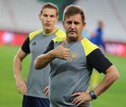Шевченко и Рианчо повздорили в сборной Украины