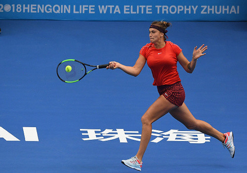 Арина Соболенко может стать лидером сезона по количеству побед