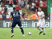 Рыбалка забил гол в свои ворота в матче Кубка Турции