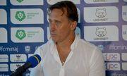 Наставник Миная: «Надеюсь, победа далась Динамо нелегко»