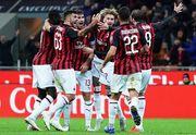 Милан победил Дженоа