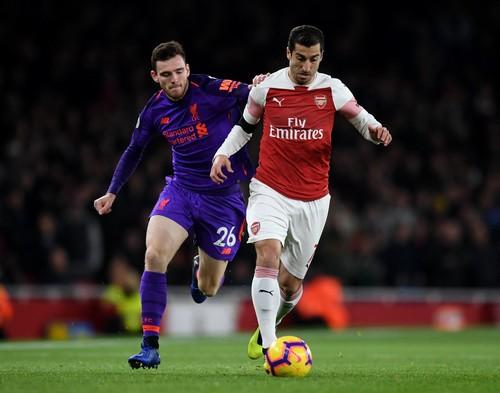 Арсенал — Ливерпуль — 1:1. Текстовая трансляция матча