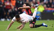 Манчестер Юнайтед в конце матча дожал Борнмут