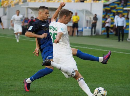 Львов - Ворскла - 0:2. Текстовая трансляция матча