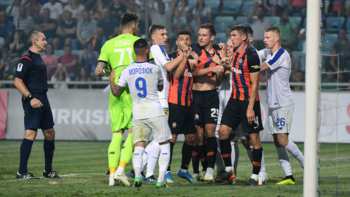 Динамо и Шахтер встретятся в 1/4 Кубка, киевляне подпишут нигерийца