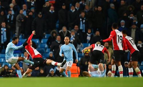 Манчестер Сити — Саутгемптон — 6:1. Текстовая трансляция матча