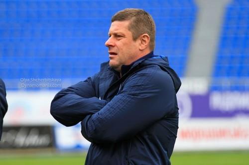 Лужный не поехал с Динамо на матч против Шахтера