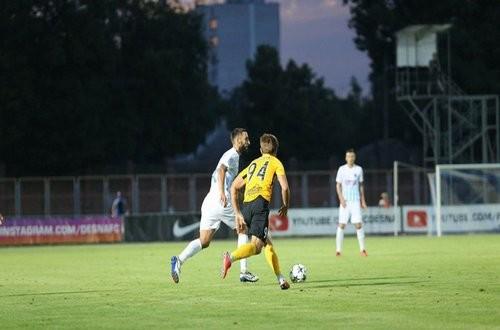 Где смотреть онлайн матч чемпионата Украины Александрия - Десна