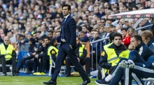Солари продолжает побеждать. Реал выиграл матч Ла Лиги