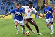 Торино разгромил Сампдорию, Сассуоло обыграл Кьево