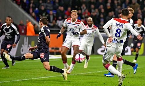Лион - Бордо - 1:1. Видео голов и обзор матча