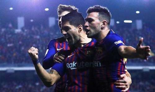 Райо Вальекано - Барселона - 2:3. Видео голов и обзор матча