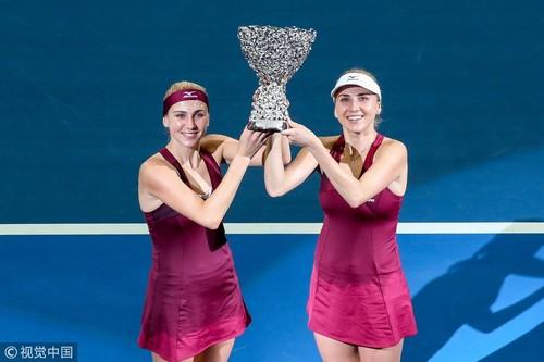 Сестры Киченок выиграли малый Итоговый турнир. Как это было