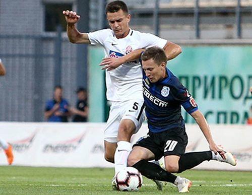 Черноморец – Заря – 0:3. Видео голов и обзор матча
