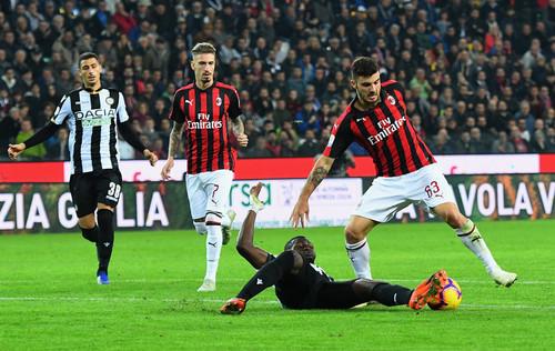 Романьоли на 96-й минуте принес Милану победу