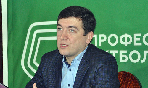 Сергей МАКАРОВ: «В планах Ингульца построить стадион до конца сезона»