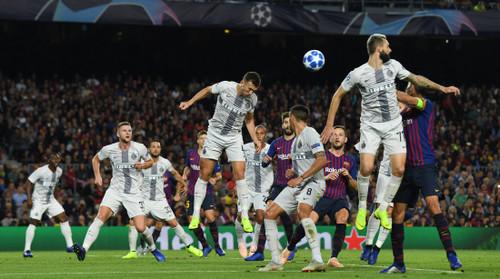 Интер - Барселона. Прогноз и анонс на матч Лиги чемпионов