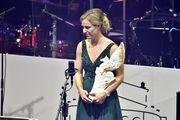 Кербер получила премию от немецких СМИ, которую ранее вручали Кличко