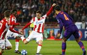 Црвена Звезда шокировала Ливерпуль 2 голами в первом тайме