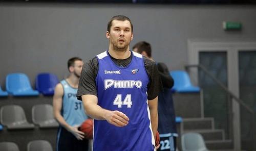 Дніпро заявив Фесенка в Кубок Європи ФІБА