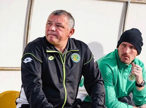 Олександр Косевич – найкращий тренер 16 туру Першої ліги