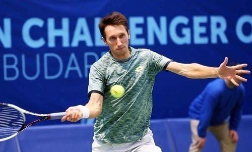 Hungarian Tennis. Сергей Стаховский