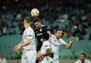 Ворскла - Карабах - 0:1. Текстовая трансляция матча