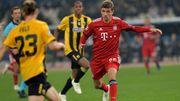 Бавария – АЕК – 2:0. Видео голов и обзор матча