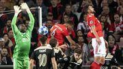 Бенфика – Аякс – 1:1. Видео голов и обзор матча