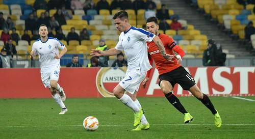 Динамо обыграло Ренн и практически обеспечило выход в плей-офф ЛЕ