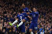 Группа L. Челси вышел в плей-офф