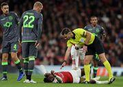 Арсенал рискует надолго потерять Уэлбека