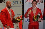 Украинцы завоевали пять медалей в первый день чемпионата мира по cамбо