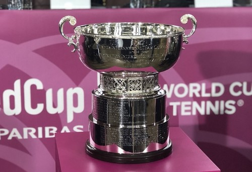 Fed Cup. Состоялась жеребьевка финала