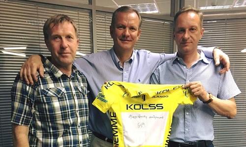 В Украине появится новая велокоманда
