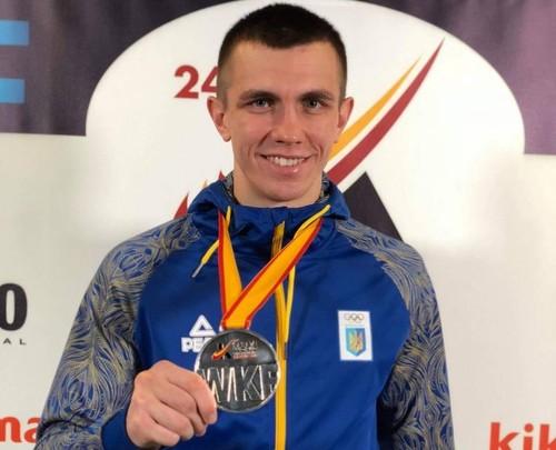 Валерій Чоботар – срібний призер чемпіонату світу з карате