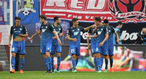 Хоффенхайм - Аугсбург - 2:1. Видео голов и обзор матча