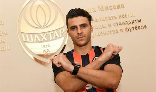 МОРАЕС: «Фаны Шахтера меня поддерживали, даже когда я играл за Динамо»