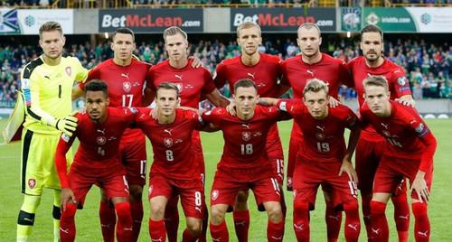 Збірна Чехії залишилась без трьох гравців