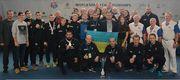 На ЧМ по самбо в Бухаресте Украина завоевала 11 медалей