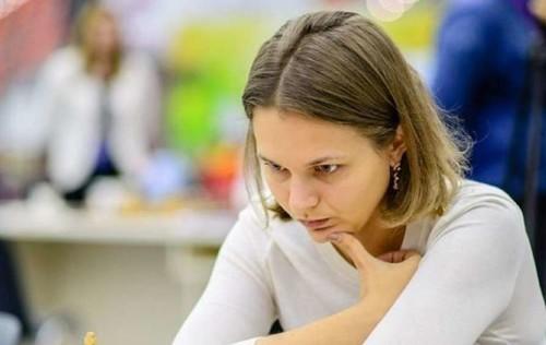 Анна Музычук пробилась в 1/4 финала чемпионата мира по шахматам