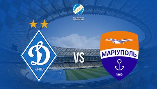 Динамо - Мариуполь - 4:0. Видео голов и обзор матча