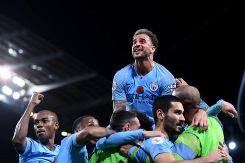 Манчестер Сити одолел Манчестер Юнайтед в дерби