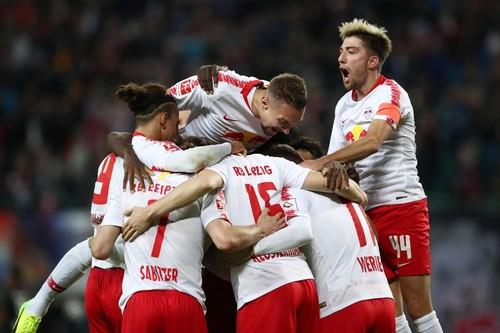 Лейпциг – Байер – 3:0. Видео голов и обзор матча