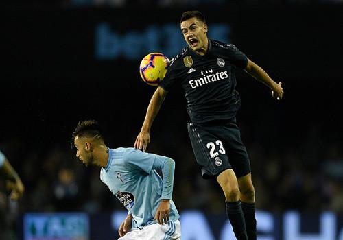 Сельта билась с Реалом, но мадридский клуб отпраздновал победу