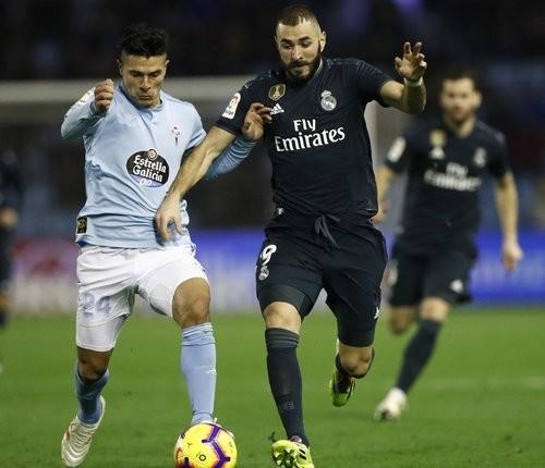 Сельта — Реал — 2:4. Видео голов и обзор матча