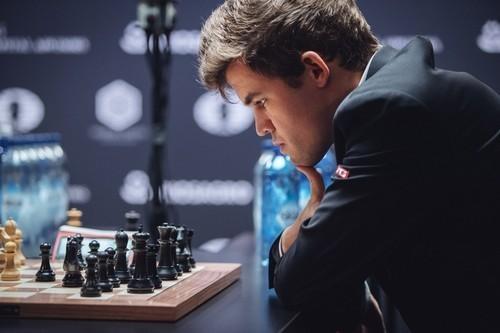 Матч за звание чемпиона мира. Карлсен - Каруана. LIVE трансляция