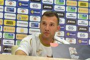 Андрей ШЕВЧЕНКО: «Видим перспективу в молодых игроках»