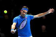 Итоговый турнир ATP. Федерер в двух сетах одолел Тима